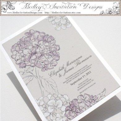 Invitation, by MedleysInvitations on etsy.com