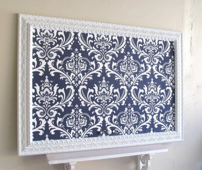 Magnet board (great for seating plan), by ShugabeeLane on etsy.com