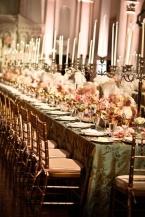 Marie Antoinette wedding theme!