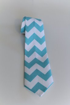 Men's chevron tie, by DandelionDaffodil on etsy.com
