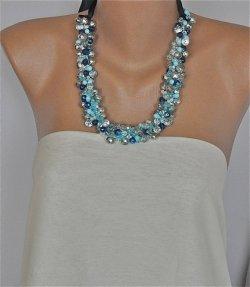 Necklace, by HMbySemraAscioglu on etsy.com
