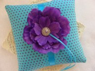 Ring pillow, by crafting4u on etsy.com