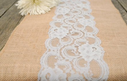 Table runner, by Jessmy on etsy.com