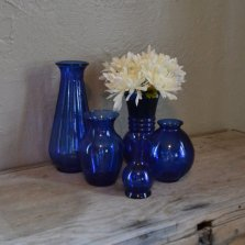 Vases, by silkcreekgallery on etsy.com