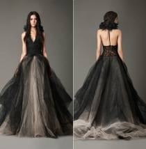 Vera Wang dress, available from nordstrom.com
