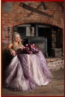 Wedding dress, by ZoeFrancesDesigns on etsy.com