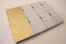 Wedding guest book, by PaperJayneDebbie on etsy.com