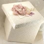 Bridal keepsake box, by SolBijou on etsy.com