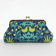 Clutch purse, by ModDotTextiles on etsy.com