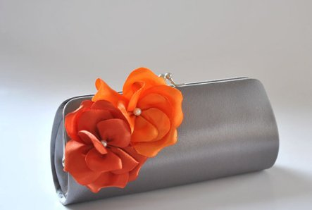 Clutch purse, by Vanijja on etsy.com