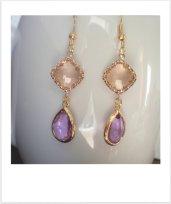 Earrings, by jewelrygossip on etsy.com