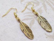 Earrings, by LoveLockets on etsy.com