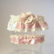 Garters, by PetereneDesign on etsy.com
