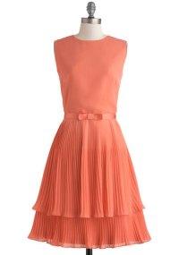 Grapefruit Sangria dress, from modcloth.com
