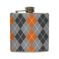 Hip flask - groomsman gift idea - by LiquidCourage on etsy.com