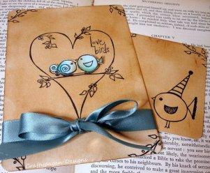 Invitation, by craftypagan on etsy.com