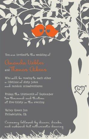 Invitation, by InvitingMoments on etsy.com