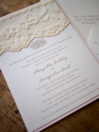 Invitation, by LimeAndRuby on etsy.com
