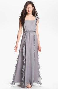 Jessica Simpson Ruffled Maxi Dress, from nordstrom.com