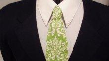 Men's tie, by FantasyVintageBridal on etsy.com