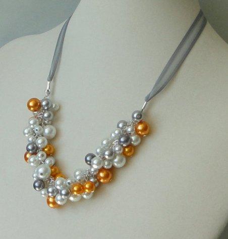 Necklace, by DYEnamite on etsy.com