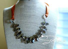 Necklace, by soreece on etsy.com