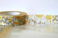 Washi tape, by PrettyTape on etsy.com