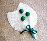 Boutonniere, by SenoritaJoya on etsy.com