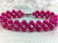 Bracelet, by braceletsforcancer on etsy.com