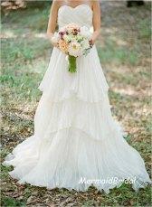 Bridal gown, by MermaidBridal on etsy.com