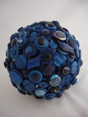 Button bouquet, by LillybudsBouquets on etsy.com
