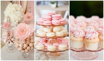 Candy or dessert table ideas