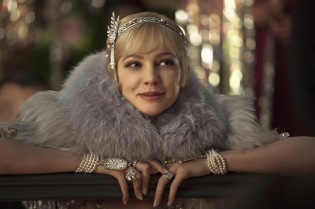 Carey Mulligan as Daisy, from The Great Gatsby movie