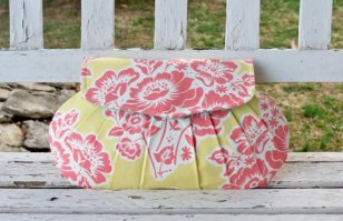 Clutch, by GraceyBags on etsy.com