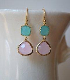 Earrings, by DesignsbyJocelyn on etsy.com