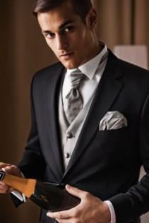 Formal groom attire