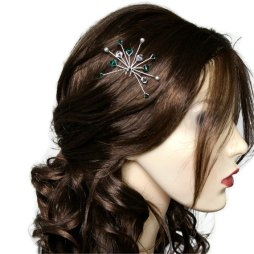 Hair accessory, by WillowbrookArtistry on etsy.com
