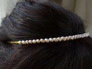 Headband, by PearlsByTabs on etsy.com