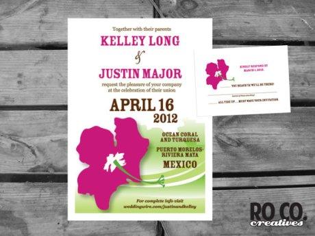 Invitation, by RoCoCreatives on etsy.com