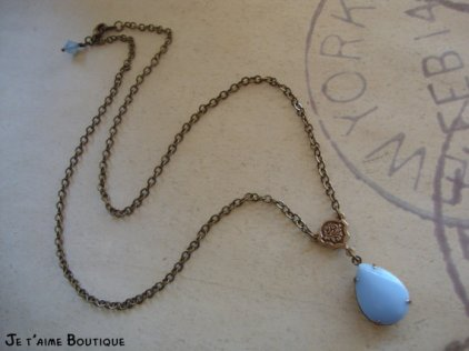 Necklace, by JetaimeBoutique on etsy.com