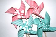 Pinwheels, by pickledparlor on etsy.com