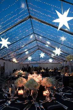Reception decoration idea