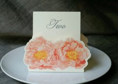 Table numbers, by jenAitchison on etsy.com