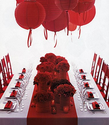 red and white wedding inspiration the merry bride