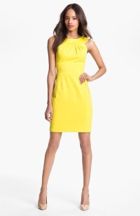 Trina Turk 'Etiquette' Stretch Sheath Dress, from nordstrom.com