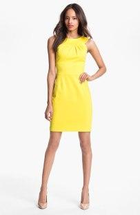 Trina Turk 'Etiquette' Stretch Sheath Dress, from nordstrom.com