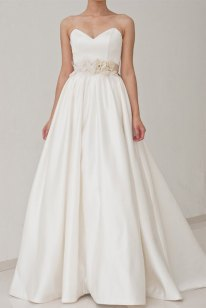 Wedding dress, by 50Timeless on etsy.com