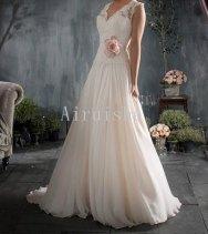 Wedding dress, by Airuishaweddingdress on etsy.com