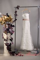 Wedding dress, by LaceBridal on etsy.com