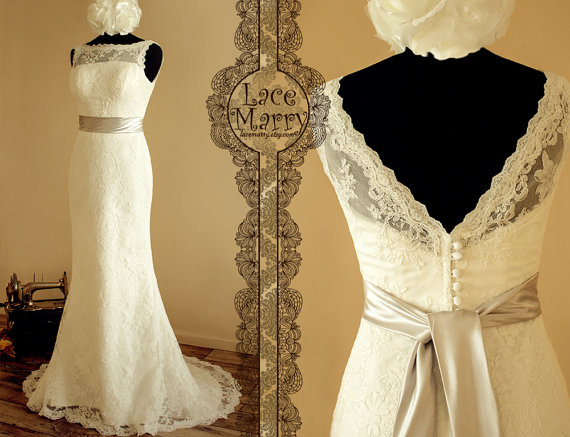 Lace Wedding Dresses Under 500 Dollars : More wedding dresses for under the merry bride